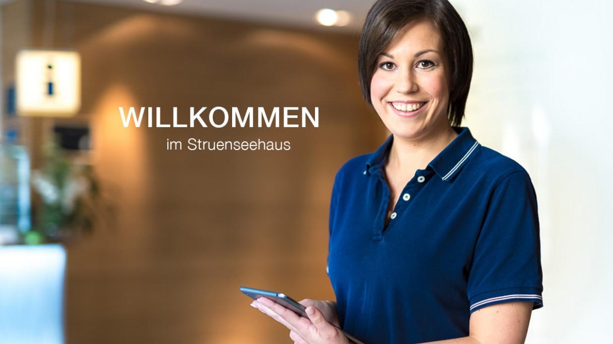 Willkommen im Facharztzentrum Struenseehaus Hamburg ag