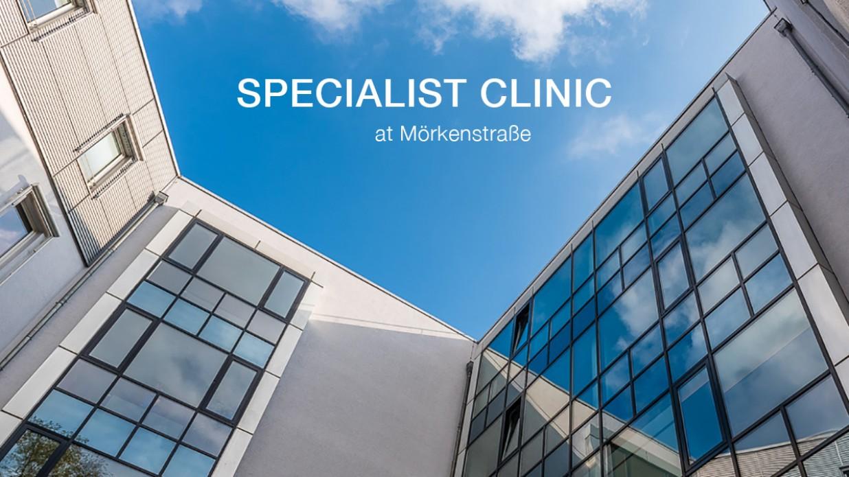 Facharzt Zentrum in der Mörkenstraße ag